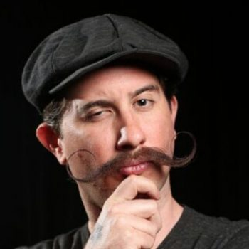 Headshot Image of Jest Murder Mystery Co. Entertainer Chris Powers